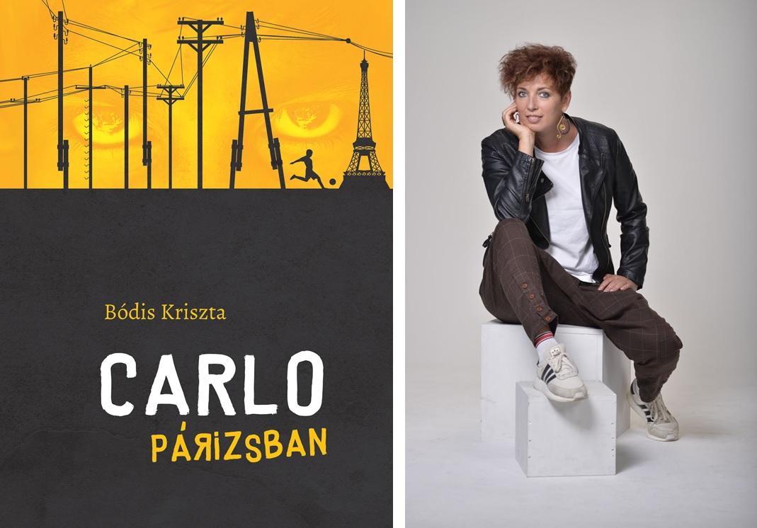 Carlo Párizsban – Bódis Kriszta